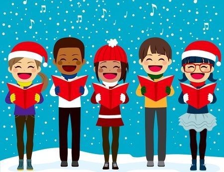 Christmas Caroling! December 22nd 12:30 pm Meet in Church Parking lot!